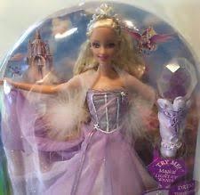 mattel j6405 barbie magic pegasus brietta doll ebay