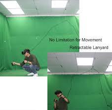 MIDWEC VR Einziehbares Kabelmanagement System für Oculus Rift