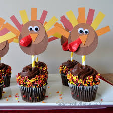 best thanksgiving cupcake decorating ideas creative ideas