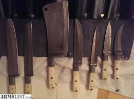 armslist for sale trade damascus steel hunting cutlery knives