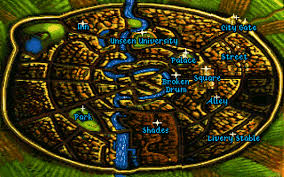 discworld map discworld hints