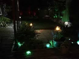 Brightest Solar Powered Landscape Lights - solar powered garden lights tested and reviewed by fred in the shed