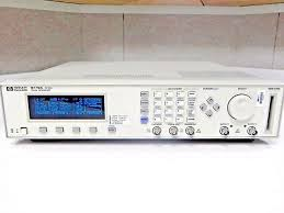 pattern generator keysight agilent hp keysight 8110a pulse pattern generator w 2ea 81103a