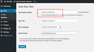 bitnami wordpress multisite for aws cloud