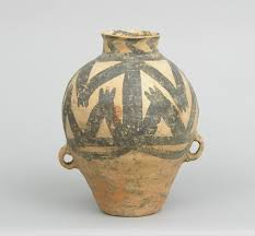 burial urn neolithic earthenware burial urn ca 1000 1500 bc 11 17