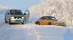 porsche 911 winter s cape in a porsche 911 a true winter