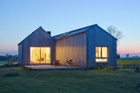 field house blank architects archdaily