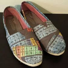 toms periodic table shoes 63 off toms shoes periodic table vegan poshmark