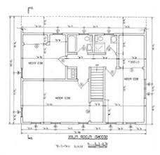 Saltbox House Floor Plans Magical House Plans File Himmelwright Stone House 2nd Floor Plan