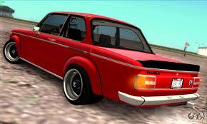 bmw turbo 2002 bmw 2002 turbo for gta san andreas