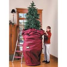 greenskeeper tree storage bag for 9 12 foot trees everything