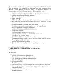 awesome campus manager cover letter gallery podhelp info