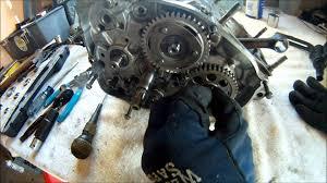 yamaha blaster engine disassembly youtube