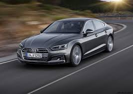 2018 audi a5 and s5 sportback 4 door coupes coming to usa