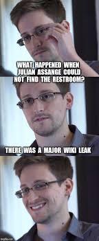 Snowden Meme - bad pun snowden memes imgflip