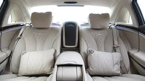 inside maybach 2016 mercedes maybach s600 review autoguide com news