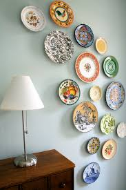 decorative plates for walls captivating on modern home decoration