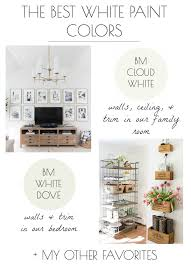 best white color for ceiling paint the best white paint colors my tried true favorites driven by