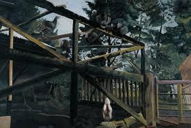 Handrail Synonym Representational U2013 Art Term Tate