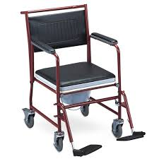 Shower Chair On Wheels Commode Wheelchair U2013 Wheelchair24