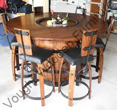 Barrel Bistro Table Wine Barrel Bistro Table Order Out For 2014 Http
