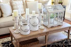 Ideas For Coffee Table Decor Ideas For Decorating Top Of A Coffee Table Decoration