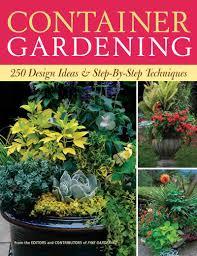 Gardening Ideas Container Gardening Ideas Decorating Clear