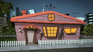 house animated new house from our next animated cartoon what do you think gif
