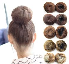 hair bun accessories hair paint picture more detailed picture about chignon hair bun