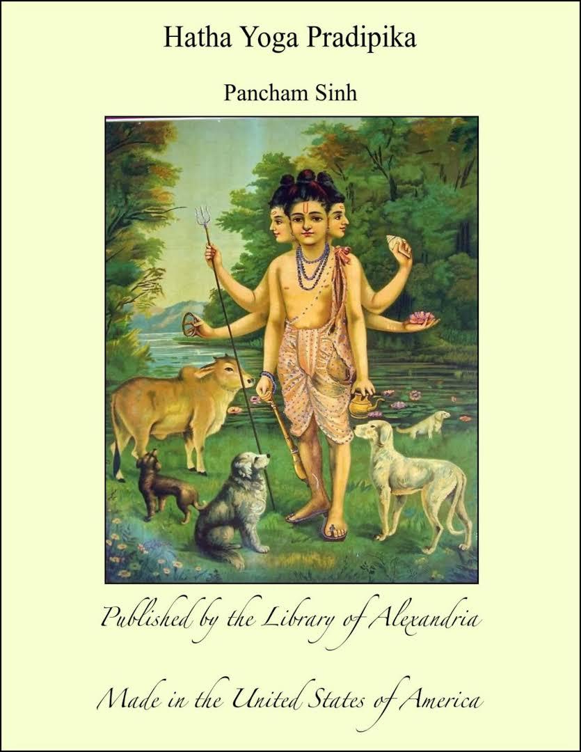 Hatha Yoga Pradipika by Svāmi Svātmārāma