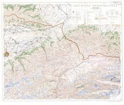 Kyrgyzstan Map Kyrgyzstan Mcadd Pahar