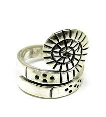 design silver rings images Plain silver rings JPG
