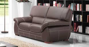 canapé cuir buffle idéal canapé en cuir de buffle concernant canape cuir 2 places avec