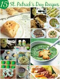 15 st patricks day recipes