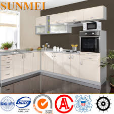 2017 wholesale fashin design most popular durable wood kitchen