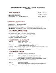 Resume Maker For Students 28 Resume Maker For Students Resume Builder For Students