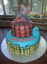 nicko u0027s kitchen check out this awesome spiderman cake facebook