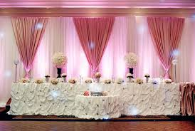 wedding backdrop mississauga 19 best headtable decor images on table backdrop