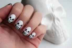 imagenes de uñas decoradas de jalowin uñas para halloween 2017 que quedan geniales para la ocasion