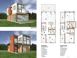 Home Designs Plans by Entrancing 50 Shipping Container Home Plans Drawings Design Ideas