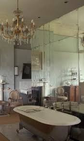 Mirror Tiles For Walls Antique Mirror In The Kitchen A Storied Style A Design Blog
