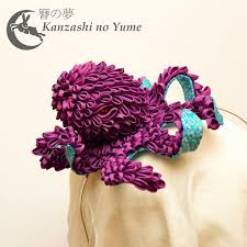 kanzashi hair ornaments 57 best kanzashi japanese hair ornaments images on