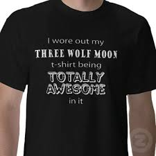 3 Wolf Moon Meme - 3 wolf moon the shirt explained oddball workshop