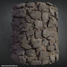 how to build a procedural stone wall texture in substance designer