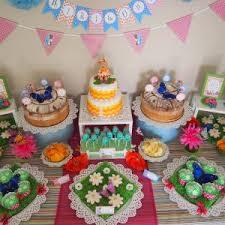 beautiful garden themed first birthday party ideas garden free