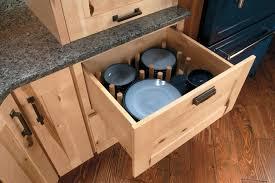kitchen cabinet drawer peg organizer peg board drawer organizer schuler cabinetry at lowes