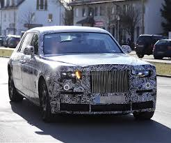 roll royce ghost price 2018 rolls royce phantom are going to be more compact to take