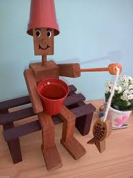 11 best my ebay shop wooden flowerpot bill and ben images on