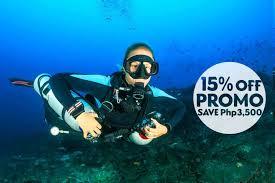 padi sidemount diving course palawan divers