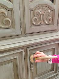 maison decor painting kitchen cabinets with chalk paint by annie since i was painting and waxing my cabinets at home alone i don t have a photo showing me doing the waxing but here you can